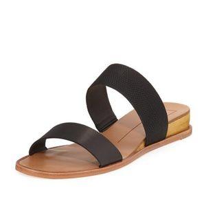 Dolce Vita Black Sandal
